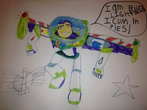 Wrong Buzz Light Year